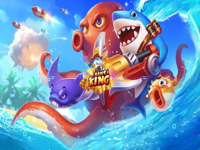 bắn cá king fishing