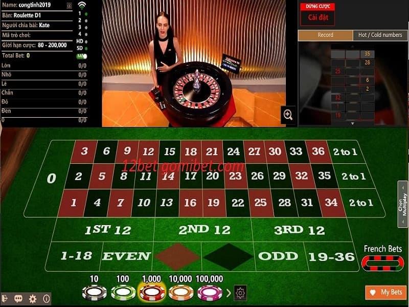 casino bàn chơi 12bet