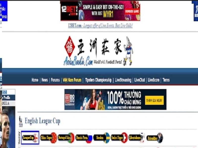 diễn đàn bóng đá lớn nhất Việt Nam
