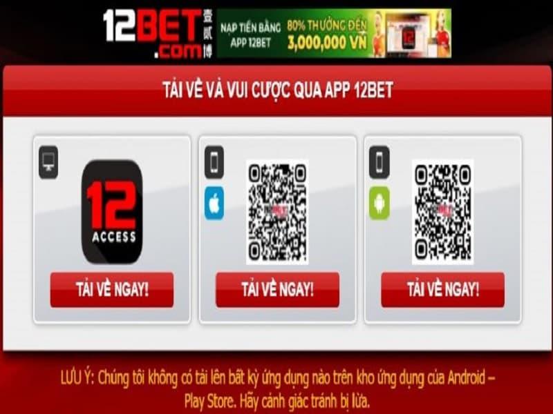 app 12bet
