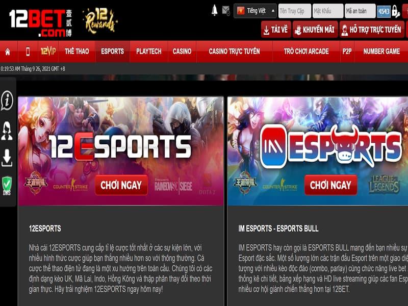 Esport là gì