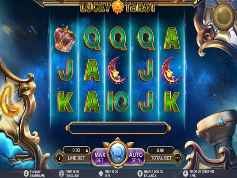 cách chơi Lucky Tarot 12bet