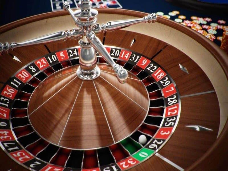 cách chơi Roulette