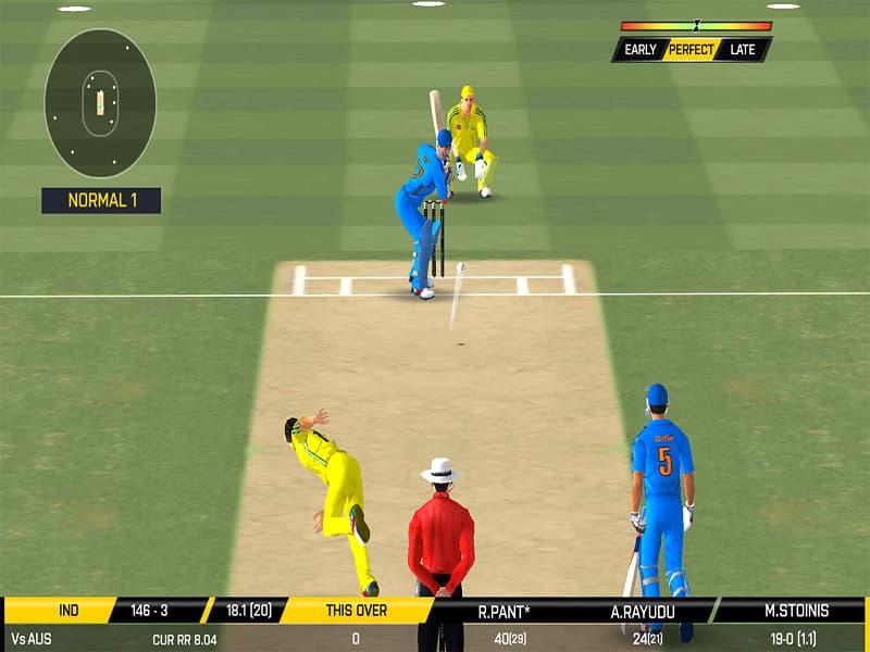 cricket 12bet