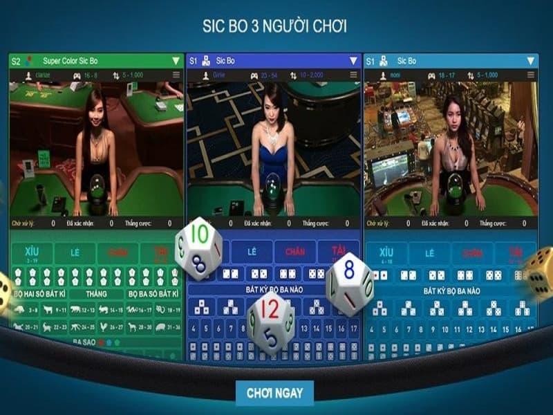 kinh nghiệm chơi sicbo 12bet